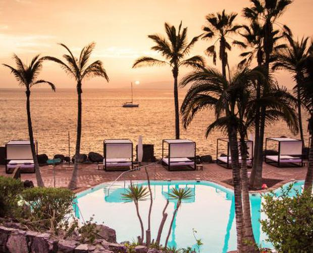 Up to 40% discount + free travel insurance hotel jardín tropical tenerife